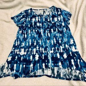 Cato Blue Blouse